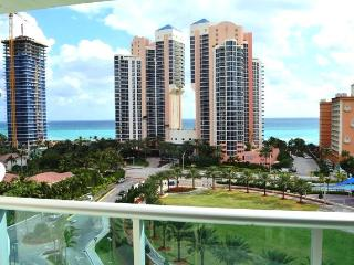 2BR Luxury Ocean View Condo Sunny Isles Beach - Sunny Isles Beach vacation rentals