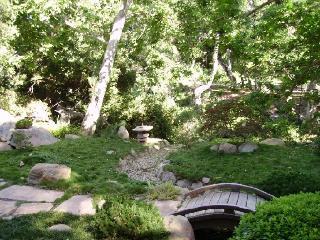 Amazing Garden Refuge by the Creek - Santa Barbara vacation rentals