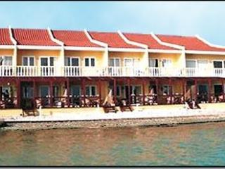 Aruba Beach Chalet5 - Savaneta ON BEACH 2 bd Condo - Savaneta vacation rentals