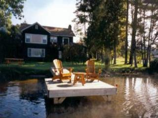 Camp Sunset, Adirondack Cottage - Image 1 - Saranac Lake - rentals