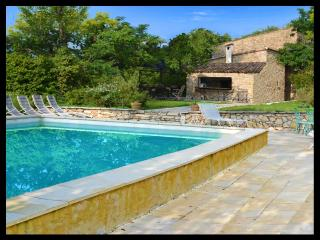 Dream Villa with Pool, Fireplace, and is Pet-Friendly, Cotignac France - Salernes vacation rentals