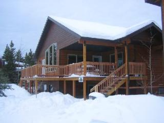 8 bedroom Cabin with Deck in West Yellowstone - West Yellowstone vacation rentals