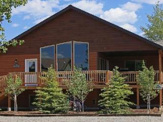 Nice Cabin with Deck and Internet Access - West Yellowstone vacation rentals