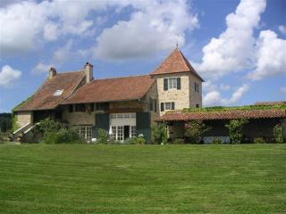 Chateau in Burgundy with Pool, Garden, and Tennis Court - Villa St. Andre - Macon vacation rentals