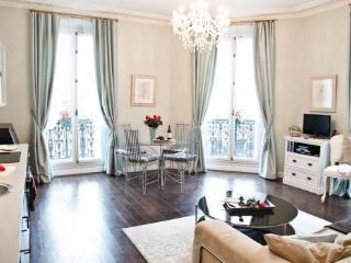 Central Balcony Bright & Luxury *FREE SEINE CRUISE - Paris vacation rentals