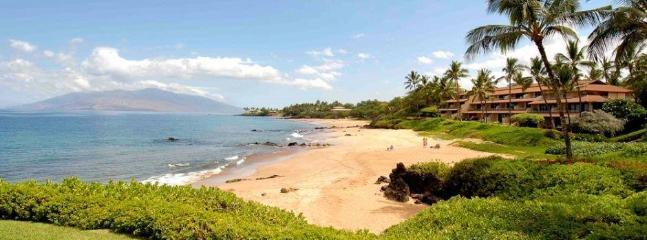 Makena Surf - Best Value Beachfront Wailea Condo - Wailea vacation rentals