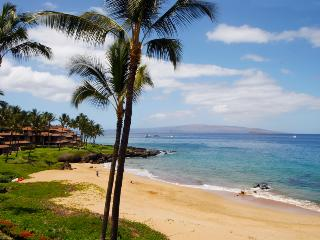 Makena Surf - Best Value Beachfront Wailea Condo - Wailea vacation rentals