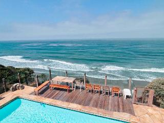 Gorgeous Oceanfront Home with Private Pool and Stairs down to sand - Encinitas vacation rentals