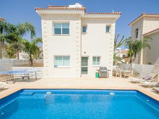 Oceanview Villa 060 - 4 bed with rooftop terrace - Protaras vacation rentals