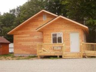 Outside of cottage - 2BR/1BA 950 sq ft. cottage sleeps 10  U.P. of MI - Munising - rentals