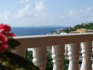 1 Bdrm Condo with Superlative Views of St. Barts - Philipsburg vacation rentals