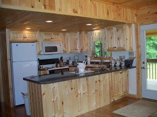 Becks Cabin....a beary nice place to be! - Robbinsville vacation rentals