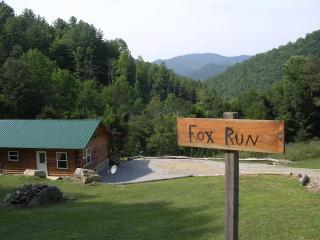 Nice Cabin with Internet Access and Dishwasher - Bryson City vacation rentals