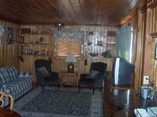 2 Bd / 2 Ba Log Home near SDC and Table Rock Lake - Branson vacation rentals