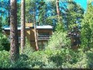 Nice Condo with Deck and Internet Access - Tahoe City vacation rentals