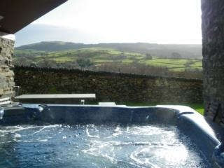 BANK END LODGE (Hot Tub), Grizebeck, Kirkby in Furness, South Lakes - Kirkby in Furness vacation rentals