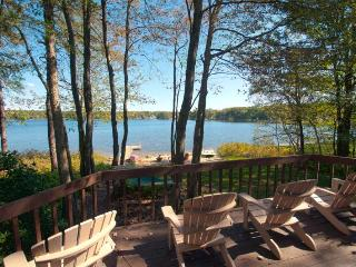 Bear Creek Lake Front House-Private Dock  & Beach - Jim Thorpe vacation rentals