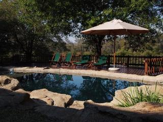 Indlovu River Lodge, Kambaku Chalet - Limpopo vacation rentals