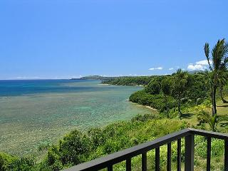 Sealodge G7: Oceanfront views from top floor 2br/2ba, VIEW +++ - Princeville vacation rentals