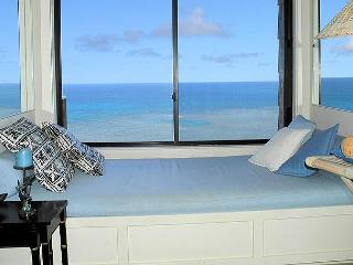 Sealodge G7: Oceanfront views, top floor - Princeville vacation rentals