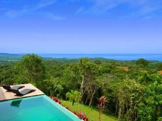 Ultra-modern Villa Luna - BB111 features ocean views in a lush jungle setting & infinity pool - Guanacaste vacation rentals