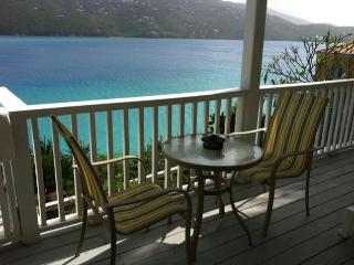 Large beachfront studio, on Magen Bay- water acces - Saint Thomas vacation rentals