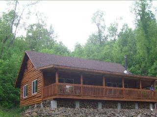 3 bedroom artisan's cabin in Blue Ridge mountains - Natural Bridge vacation rentals