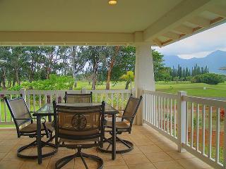 Plantation 921: Spacious, a/c, mountain views, pool + fitness center - Kauai vacation rentals