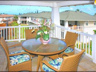 Pllantation 1322:  Elegant 3br with a/c, pool + fitness center - Haena vacation rentals