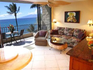 Luxury Oceanfront Paki Maui King One Bedroom - Onyx, Granite and Burl - Lahaina vacation rentals