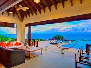 Silver Turtle - Luxury  Villa - Canouan 6 Bedroom Morpiceax Villa - Canouan vacation rentals