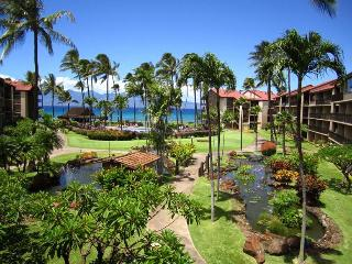 Mar/Apr Whales! $130n Papakea Luxury King Bali Bed - Lahaina vacation rentals
