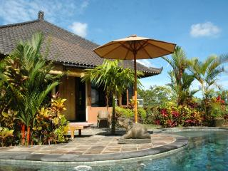 Bamboo Cottage Ubud (pool, wifi, ricefield view) - Lodtunduh vacation rentals