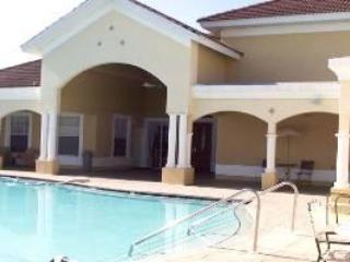 Pool And Clubhouse - pool area overlooking clubhouse - Beautiful 1st Floor 2BR Condo Fort Myers Florida! - Fort Myers - rentals