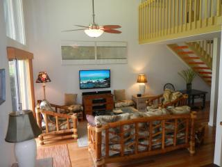 Great location in Princeville HDTV, HBO, SHO, WiFi - Kauai vacation rentals