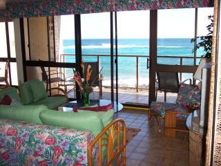 Kuhio Shores Ocean Front Condo - Koloa vacation rentals