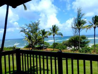 Beautiful Oceanfront, Kaha Lani 223, Kapaa Kauai - Kapaa vacation rentals