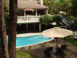 Direct Oceanfront Home with Heated Pool and Spa - Hilton Head vacation rentals