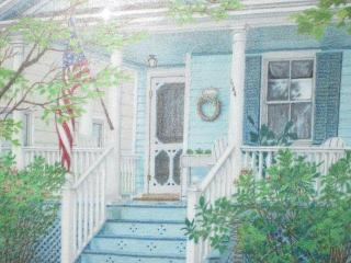 Spacious 4 bedroom Cape May House with Internet Access - Cape May vacation rentals