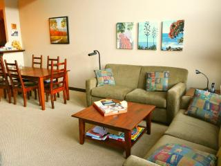 SKI-IN  SKI-OUT Sun Peaks Condo Accommodation; Kiwi Ski Condo at Sun Peaks - Sun Peaks vacation rentals