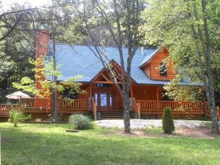 Adventurewood Log Cabin - Freetown vacation rentals