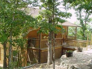 Can U Canoe Cabin 104 - The Paddler - Eureka Springs vacation rentals