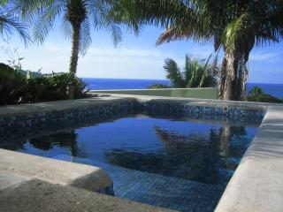 Private Dipping Pool! 1 BR Huge Ocean Views Guest House. Inside/Outside Living! - Sayulita vacation rentals