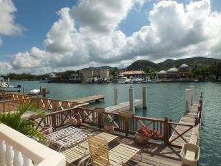 Villa 219F South Finger, Jolly Harbour - Dickenson Bay vacation rentals