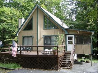 Spring & Summer Specials at The PA Chalet:Pocono Lake Region - Lake Ariel vacation rentals