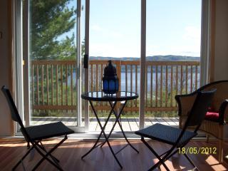 Splendid Panorama Fjord Saguenay! Mountain retreat - Sainte-Rose-du-Nord vacation rentals