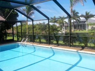 Cape Escape Waterfront Villa w/Pool- Cape Coral FL - Nashville vacation rentals