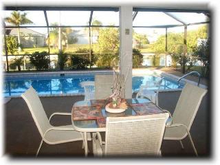 Cape Escape Waterfront Villa w/Pool- Cape Coral FL - Florida South Central Gulf Coast vacation rentals