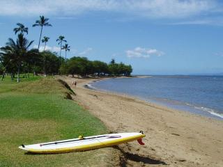 On the beach in Kihei at Maui Sunset - Kihei vacation rentals