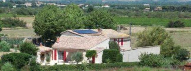 la cour au jasmin little holiday house near Carcassonne - Image 1 - Carcassonne - rentals